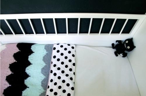 Nursery 4 blanket