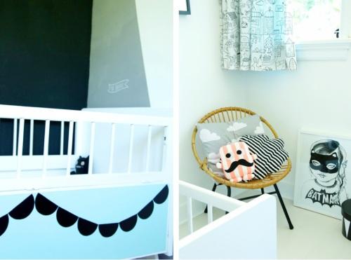Nursery 6 bed